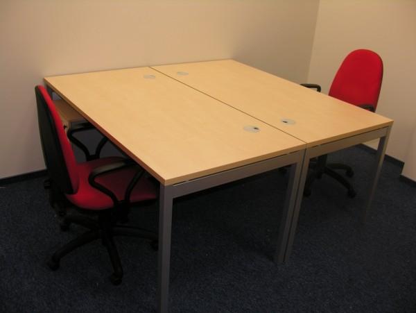 biurko pracownicze Ogi Y, wyprzedaż biurko ogi y mdd, biurko mdd ogi y